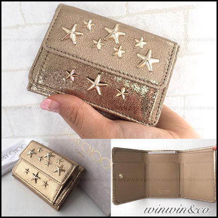 The next day arrival Jimmy Choo star studded three bifold