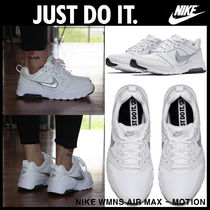 ★韓国の人気★NIKE★NIKE WMNS AIR MAX - MOTION★WHITE-SILVER