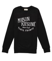 即配★MAISON KITSUNE 17SS PALAIS ROYAL SWEAT ブラック 人気色