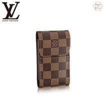 Louis Vuitton(ルイヴィトン) 財布・小物その他 Louis Vuitton☆ダミエ☆ETUI A CIGARETTES☆シガレットケース