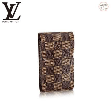 Louis Vuitton☆ダミエ☆ETUI A CIGARETTES☆シガレットケース
