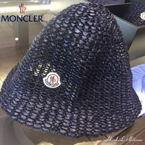 【Moncler】2017SSモンクレール ストローハット