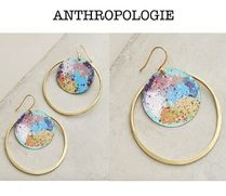 【Anthropologie】Galactic フープピアス
