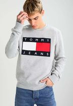 Tommy Jeans トミージーンズ 90s ロゴ スウェット パーカー