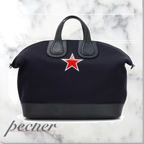 GIVENCHY(ジバンシィ) バッグ・カバンその他 【GIVENCHY】Black fabric Nightingale bag