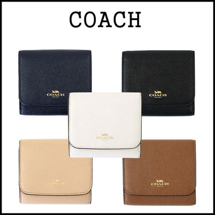 3-5 days at COACH SM trifold wallet three bifold wallet