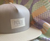 PIGALLE(ピガール) キャップ 在庫有り◆大人気 PIGALLE ピガール ボックスロゴ キャップ◆