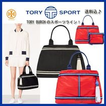 TORY SPORT◆ソフト ナイロントート◆ポーチ付き◆軽くて丈夫!