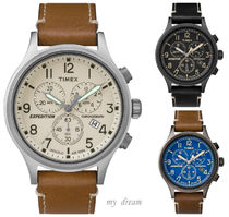 TIMEX(タイメックス) アナログ時計 NEW★TIMEX★Expedition Scout Chrono(全3色)