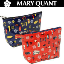 MARY QUANT(マリークヮント) ポーチ マリクワ  マリークワント ポーチ maryq752