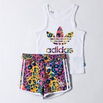 ADIDAS KIDS ORIGINALS☆SOCCER TANK SET 上下セット AI9998