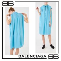 関税送料込★Balenciaga★SLEEVELESS DRESS