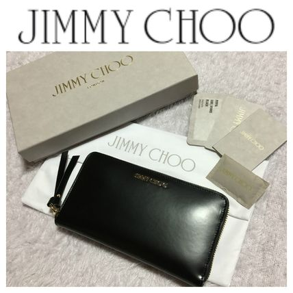 Delivered in 1-3 days JimmyChoo PIPPA black x Gold long