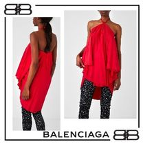関税送料込★Balenciaga★PLEATED DRESS