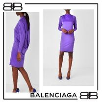 関税送料込★Balenciaga★JERSEY DRESS