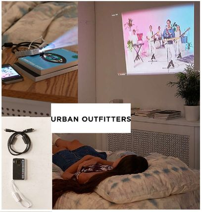 Urban Outfitters☆新作ワイヤレスPicopixプロジェクター
