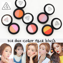 3 CONCEPT EYES(スリーコンセプトアイズ) チーク [日本未入荷]3CE DUO COLOR FACE BLUSH _デュオブラッシャー