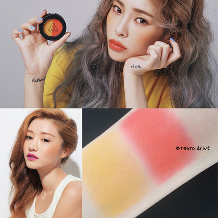 3 CONCEPT EYES チーク [日本未入荷]3CE DUO COLOR FACE BLUSH _デュオブラッシャー(10)
