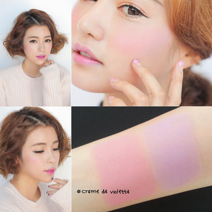 3 CONCEPT EYES チーク [日本未入荷]3CE DUO COLOR FACE BLUSH _デュオブラッシャー(12)