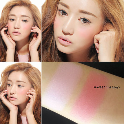 3 CONCEPT EYES チーク [日本未入荷]3CE DUO COLOR FACE BLUSH _デュオブラッシャー(4)