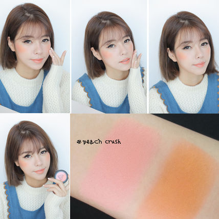 3 CONCEPT EYES チーク [日本未入荷]3CE DUO COLOR FACE BLUSH _デュオブラッシャー(6)