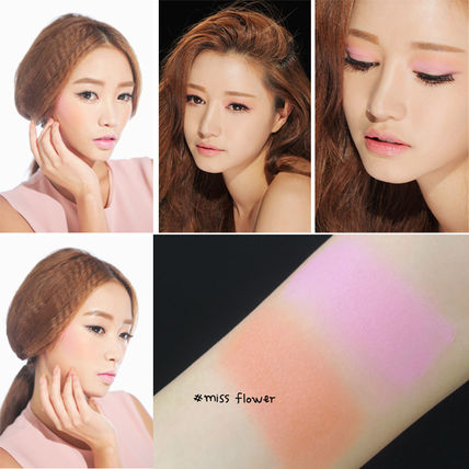 3 CONCEPT EYES チーク [日本未入荷]3CE DUO COLOR FACE BLUSH _デュオブラッシャー(8)