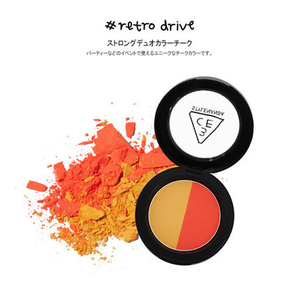 3 CONCEPT EYES チーク [日本未入荷]3CE DUO COLOR FACE BLUSH _デュオブラッシャー(9)