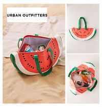 Urban Outfitters(アーバンアウトフィッターズ) 水着・ビーチグッズその他  Urban Outfitters☆ban.doスイカのクーラーBAG☆