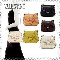 【VALENTINO】Juliette Studded Leather Crossbody★(正規)