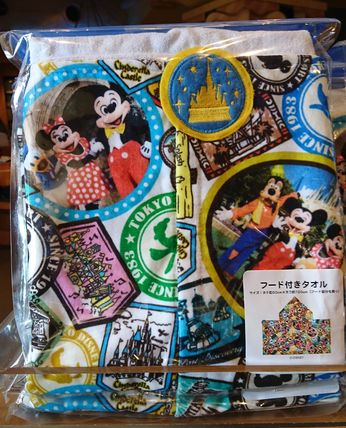 Tokyo Disney Resort food with live-action anime toy