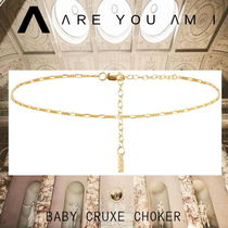 ARE YOU AM I(アーユーアムアイ) ネックレス・ペンダント 道端ジェシカ,長谷川潤,紗栄子愛用-ARE YOU AM I-14Kネックレス