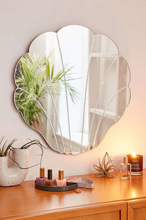 Lovely UO seashell mirror Shell Mirror