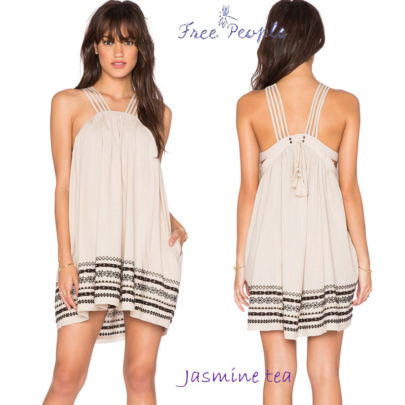 ★大変お買い得♪★即発FREE PEOPLE Kashmir Tent Dress★