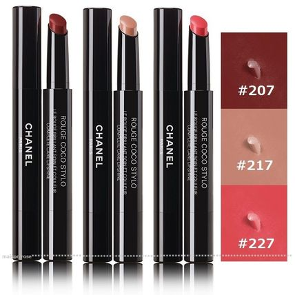CHANEL *COLLECTION CRUISE*新色、ROUGE COCO STYLO