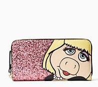 sale!disney miss piggy collection by kate spade new york