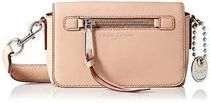 MARC JACOBS(マークジェイコブス) ショルダーバッグ・ポシェット セール!MARC JACOBS☆Recruit  斜めがけバック nude