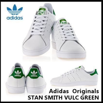 大人気!LA直送 ◇◆ADIDAS◆◇Stan Smith B49618 White / Green