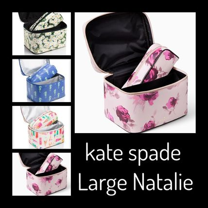 kate spade new york メイクポーチ kate spade / コスメポーチ / Large Natalie