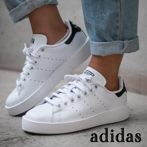 【VIP】数量限定 ADIDAS ORIGINALS STAN SMITH レザースニーカー