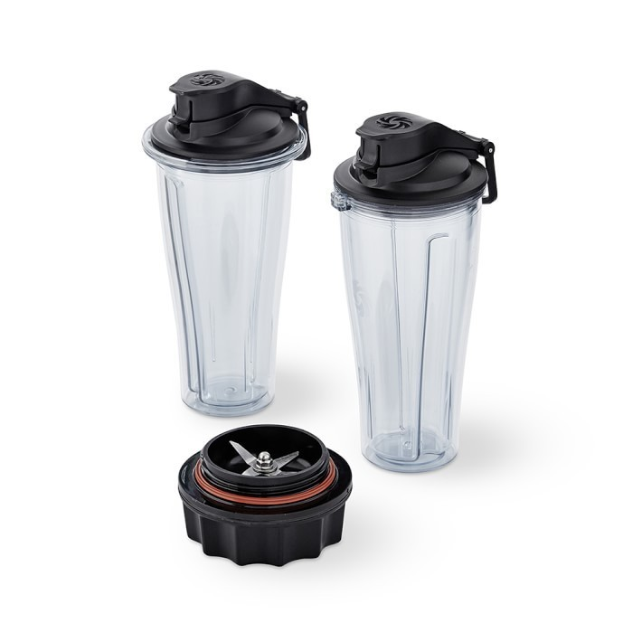 【速達・追跡】Vitamix Ascent 20oz Blending Cups Starter Kit