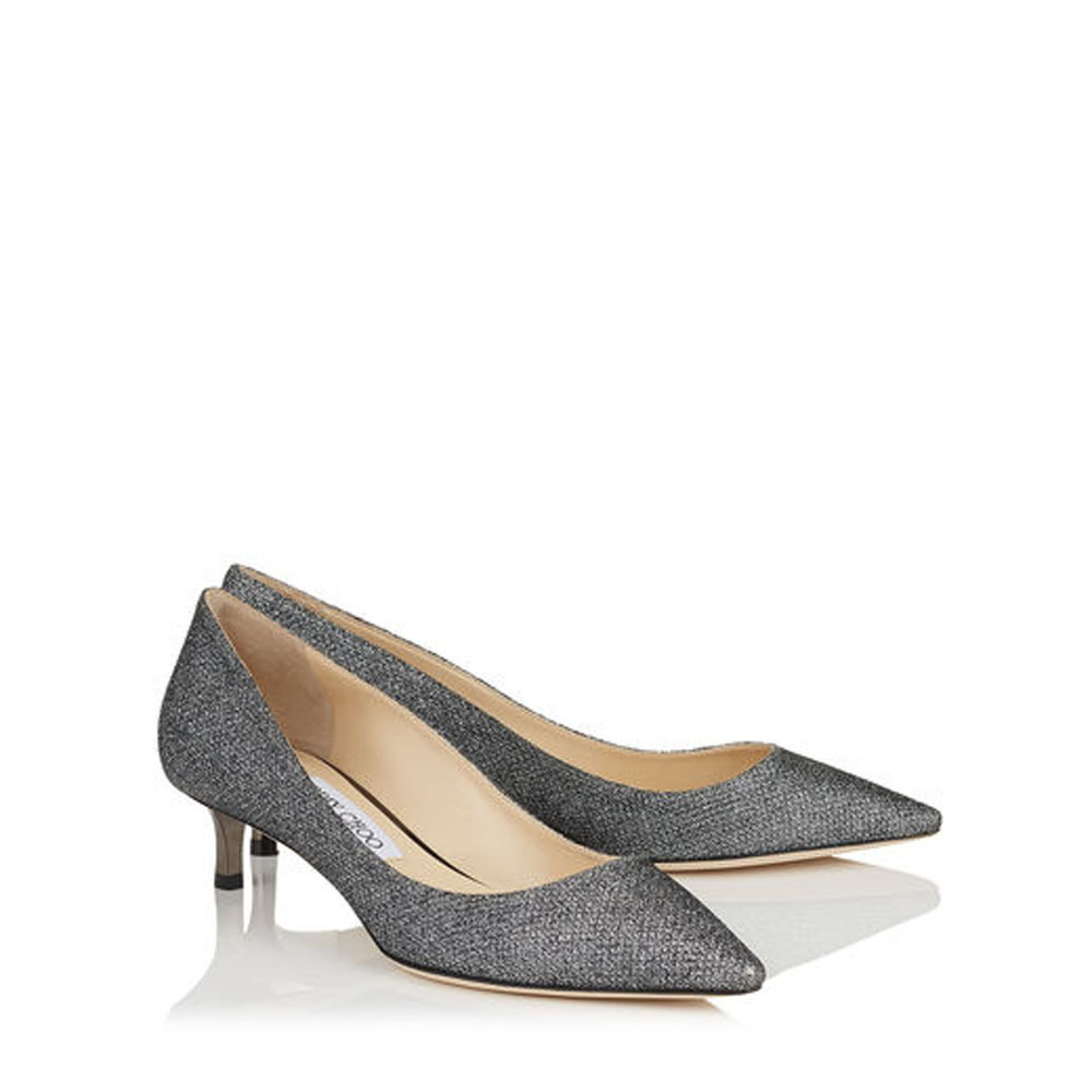 Jimmy Choo☆ROMY 40☆パンプス☆Anthracite
