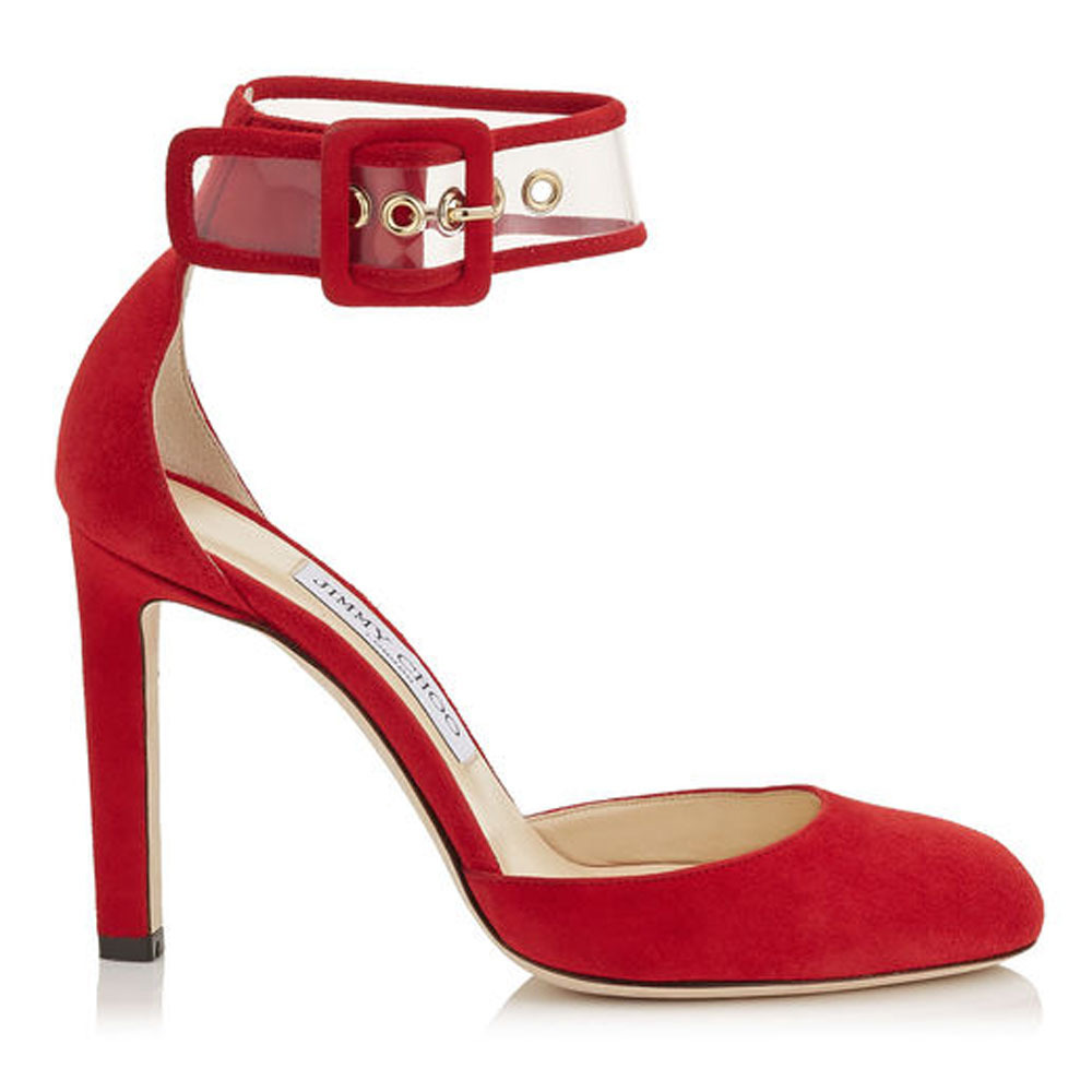 Jimmy Choo☆MAGIC 100☆パンプス☆Red