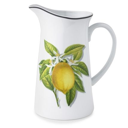 【速達・追跡】Citrus Dinnerware Lemon Pitcher