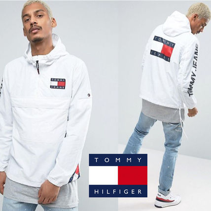 Tommy Jeans 90 long-awaited s M16 hood jacket