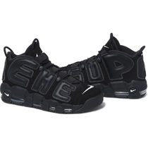SupTempo!! Supreme × Nike Air More Uptempo (BLACK)