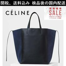 ★数量限定価格 CELINE LARGE CABAS PHANTOM  BLACK AND NAVY