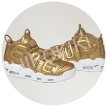 27〜28.5cmまで★Supreme Nike Air More Uptempo モアテン Gold