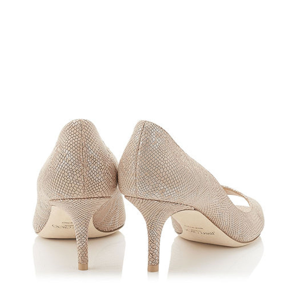 Jimmy Choo☆ISABEL☆パンプス☆Nude