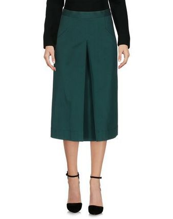 new Jil Sander 7--length skirt