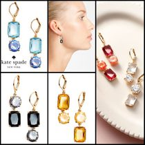 SALE★kate spade shine on mismatched drop earrings★送料込